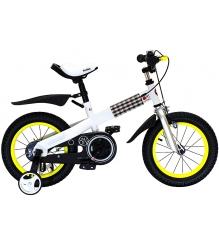 Двухколесный велосипед Royal Baby Buttons Steel 5-9 лет RB18-15