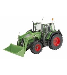 Трактор Schuco Fendt 313 Vario фронтальная загрузк...