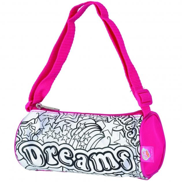 Детская сумочка Color Me Mine Violetta Dreams и 4 маркера 6371184