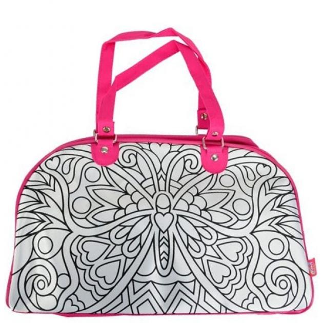 Детская сумка раскраска Color Me Mine Change Бабочка и 5 маркеров 6371461