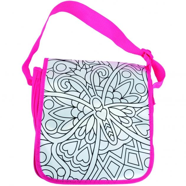 Детская сумка раскраска Color Me Mine Change Бабочка и 5 маркеров 6371460