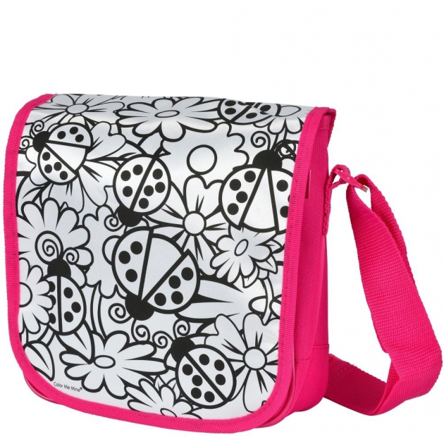 Детская сумка раскраска Color Me Mine Violetta Urban и 5 маркеров 6371189