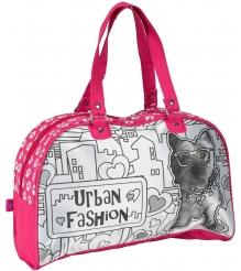 Детская сумка раскраска Color Me Mine Violetta Собачка и 5 маркеров 6371197...
