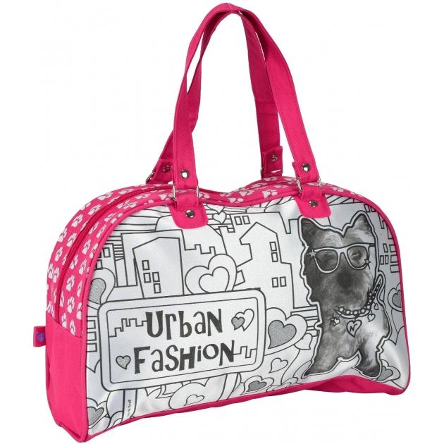 Детская сумка раскраска Color Me Mine Violetta Собачка и 5 маркеров 6371197