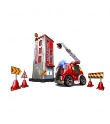 Детская игрушки на радиоуправлении Silverlit Потуши горящее здание 81137...