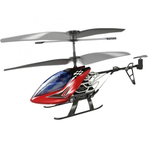 Вертолет на радиоуправлении Silverlit Smartlink работает от гаджетов на базе Android и iOS трехканальный 84629