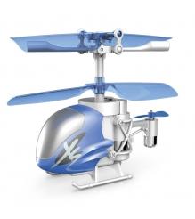 Детский радиоуправляемый вертолет Silverlit Нано Фалкон XS из книги рекодродов Г...