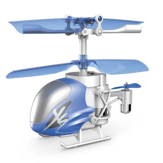 Детский радиоуправляемый вертолет Silverlit Нано Фалкон XS из книги рекодродов Гиннесса 84702