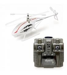 Детский радиоуправляемый вертолет Silverlit 4х канальный вертолет Феникс ИК 8473...