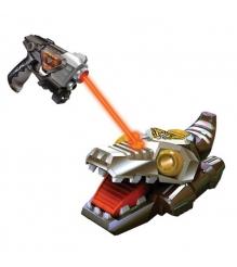 Детская игрушки на радиоуправлении Silverlit Лазерная атака с напольной мишенью 86841