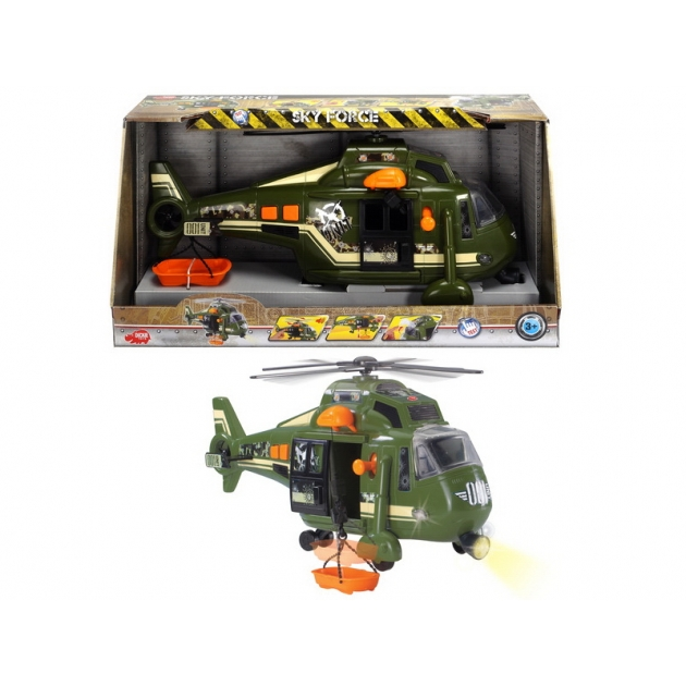 Игрушка вертолет Dickie 3308363