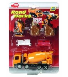 Набор дорожной техники Dickie 3415385