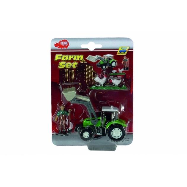 Трактор Dickie 3475387