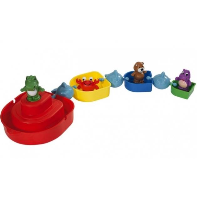 Игрушки для ванны Simba Детские лодочки 4010374