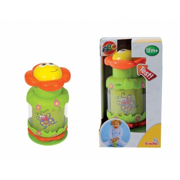Игрушка Волчок цветочек Simba 15см 4011650
