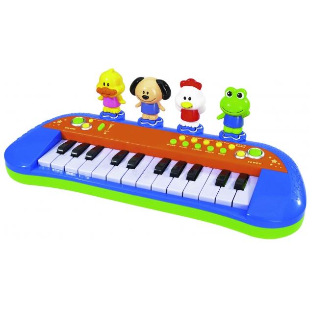 Пианино Simba ABC Веселая ферма 4012799