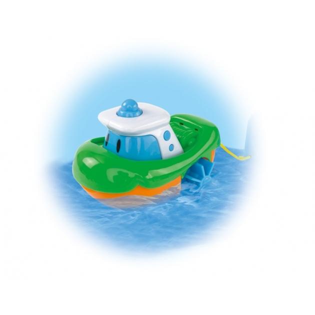 Заводная лодочка Simba ABC оранжевая 4014299