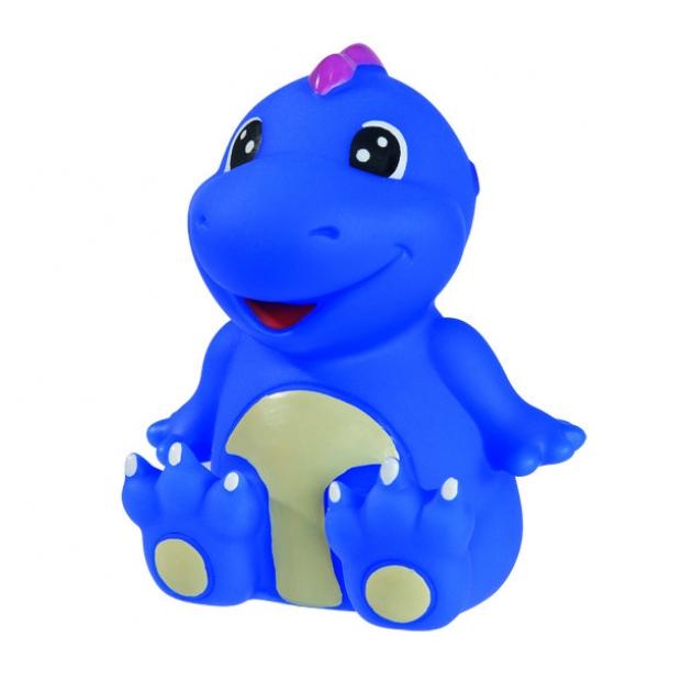 Игрушка для купания Simba ABC Динозаврик синий 4015247