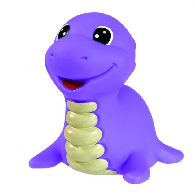 Игрушка для купания Simba ABC Динозаврик фиолетовый 4015247