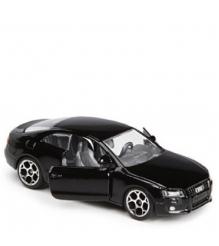 Коллекционная машинка Majorette 7.5 см Audi чёрная 205279