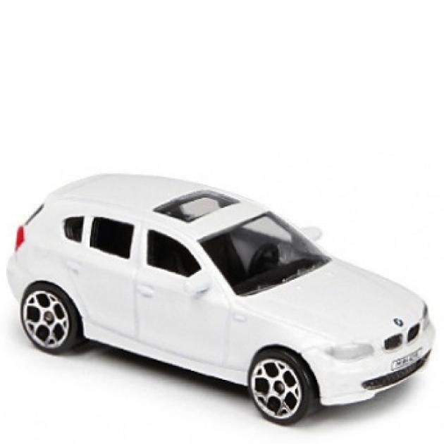 Коллекционная машинка Majorette 7.5 см BMW белая 205279