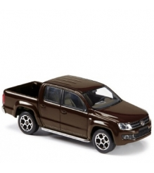 Коллекционная машинка Majorette 7.5 см Volkswagen коричневая 205279