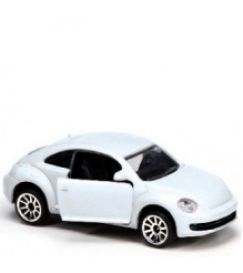 Коллекционная машинка Majorette 7.5 см Volkswagen белая 205279...