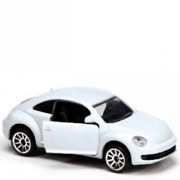 Коллекционная машинка Majorette 7.5 см Volkswagen белая 205279
