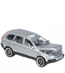 Коллекционная машинка Majorette 7.5 см Volvo Серебристая 205279...