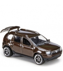 Коллекционная машинка Majorette 7.5 см Reno коричневая 205279...