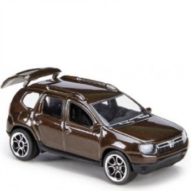 Коллекционная машинка Majorette 7.5 см Reno коричневая 205279