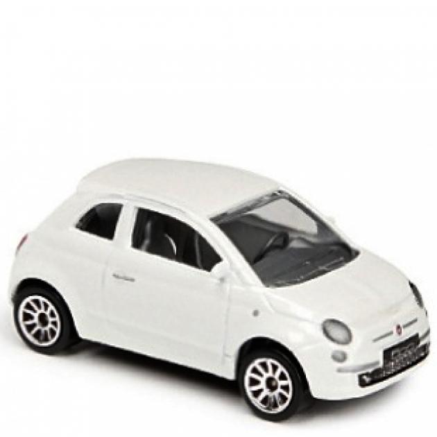 Коллекционная машинка Majorette 7.5 см Fiat белая 205279