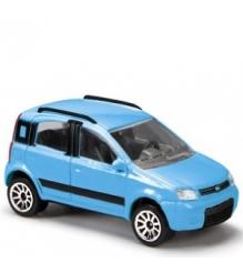 Коллекционная машинка Majorette 7.5 см Fiat голубая 205279...