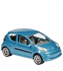Коллекционная машинка Majorette 7.5 см Citroën голубая 205279...