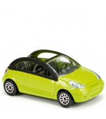 Коллекционная машинка Majorette 7.5 см Fiat жёлтая 205279...