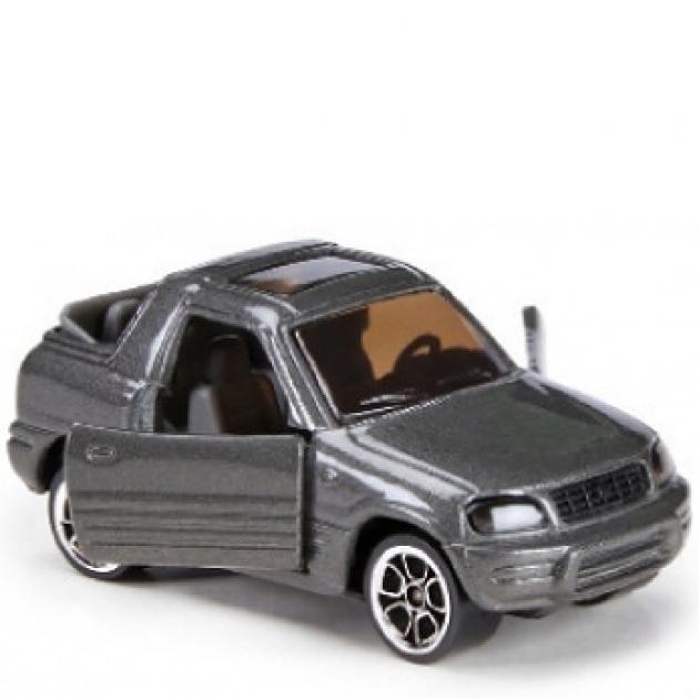 Коллекционная машинка Majorette 7.5 см Subaru серая 205279