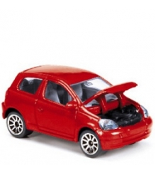 Коллекционная машинка Majorette 7.5 см Opel красная 205279...