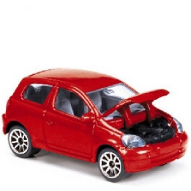 Коллекционная машинка Majorette 7.5 см Opel красная 205279