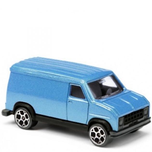 Коллекционная машинка Majorette 7.5 см Gmc синяя 205279