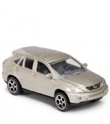 Коллекционная машинка Majorette 7.5 см Lexus бежевая 205279...