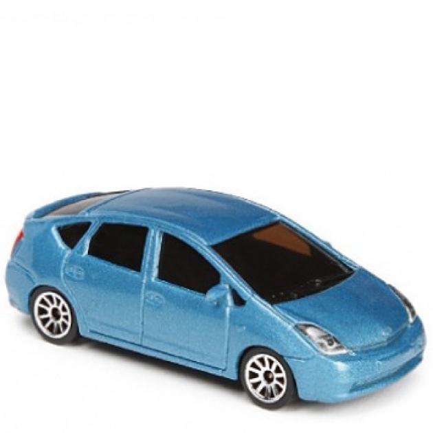Коллекционная машинка Majorette 7.5 см Toyota синяя 205279