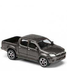 Коллекционная машинка Majorette 7.5 см Toyota серая 205279...