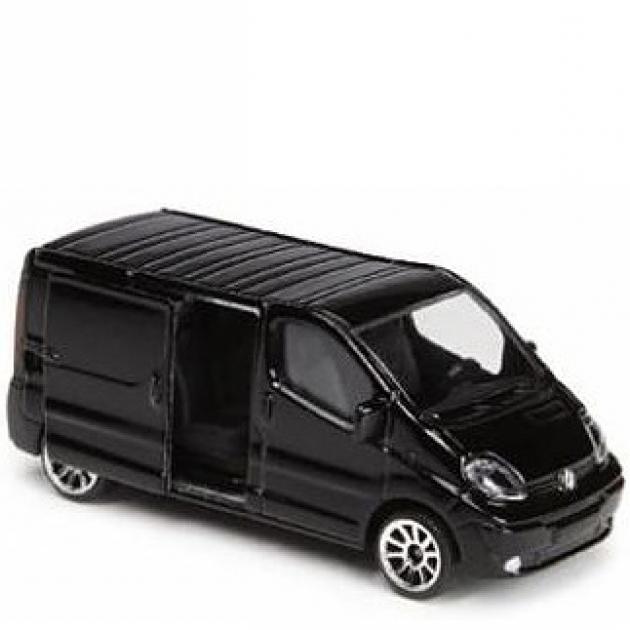 Коллекционная машинка Majorette 7.5 см Volkswagen чёрная 205279