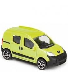 Коллекционная машинка Majorette 7.5 см Peugeot жёлтая 205279...