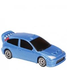 Коллекционная машинка Majorette 7.5 см Ford синяя 205279...