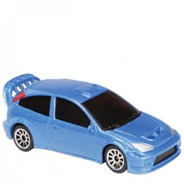 Коллекционная машинка Majorette 7.5 см Ford синяя 205279