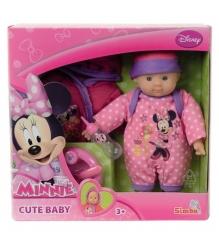 Пупс с аксессуарами Simba Minnie Mouse 5018123