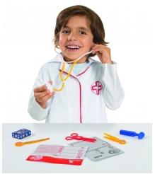 Набор доктора Simba из 8 предметов с медицинским халатом 5545082...