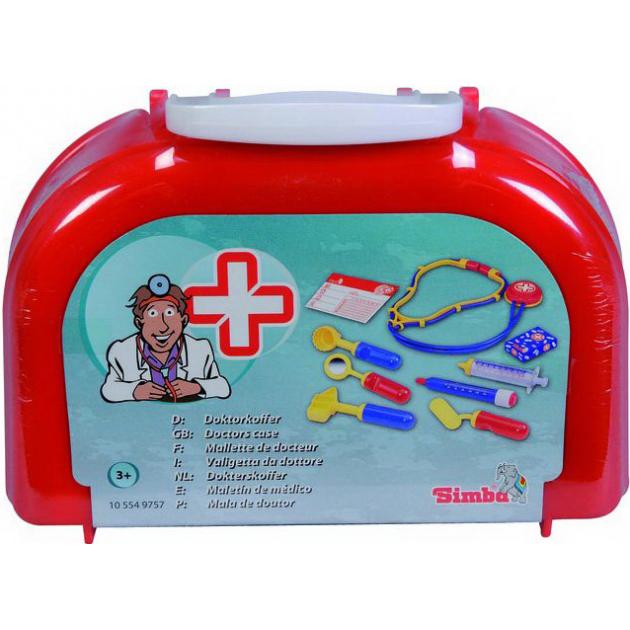 Набор доктора Simba Докторские инструменты 5549757