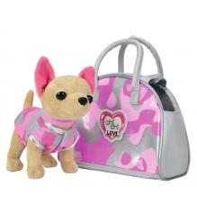 Собачка Chi Chi Love Чихуахуа Розовый камуфляж с сумочкой 5890597...